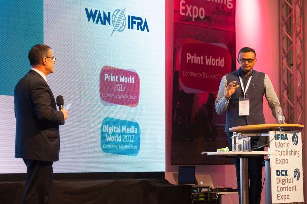 WAN IFRA 2018 DCX Expo