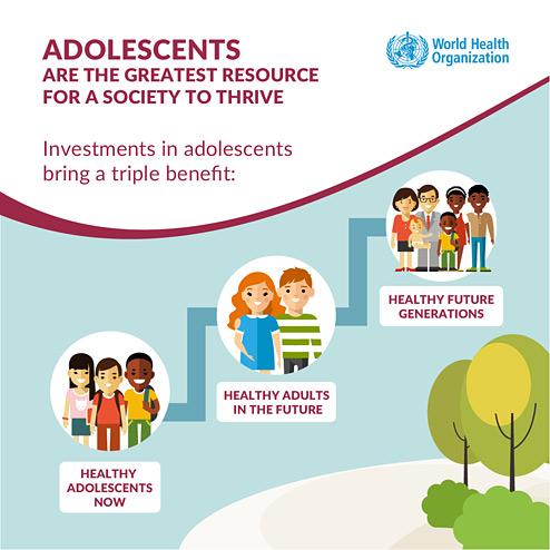 Adolescent Health 2018