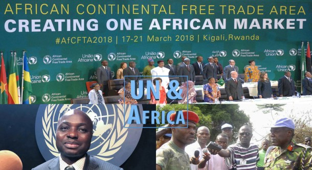 Africa's Continental Free Trade Market