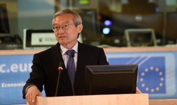 Ambassador Zhang Ming China 2018 ASEM