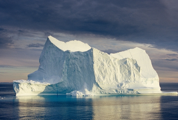 Iceberg Global Warming Arctic IPCC 2018