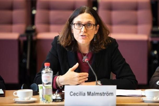 Malmstrom Trade EU