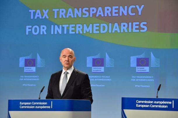 Moscovici Tax 2018
