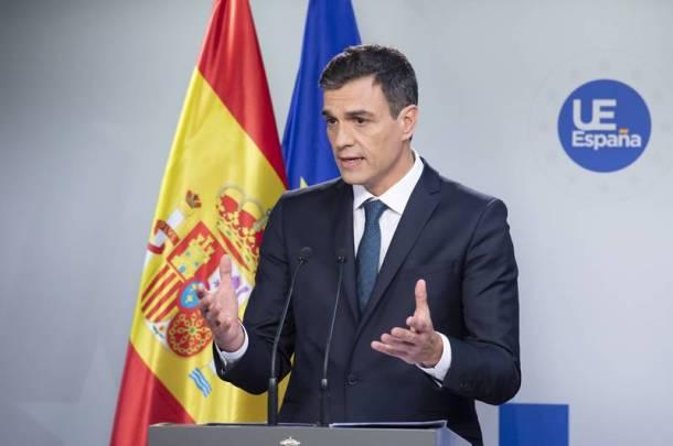 Pedro Sánchez 2018
