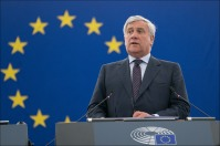 President of the European Parliament is Antonio Tajani (European Parliament, 2017)