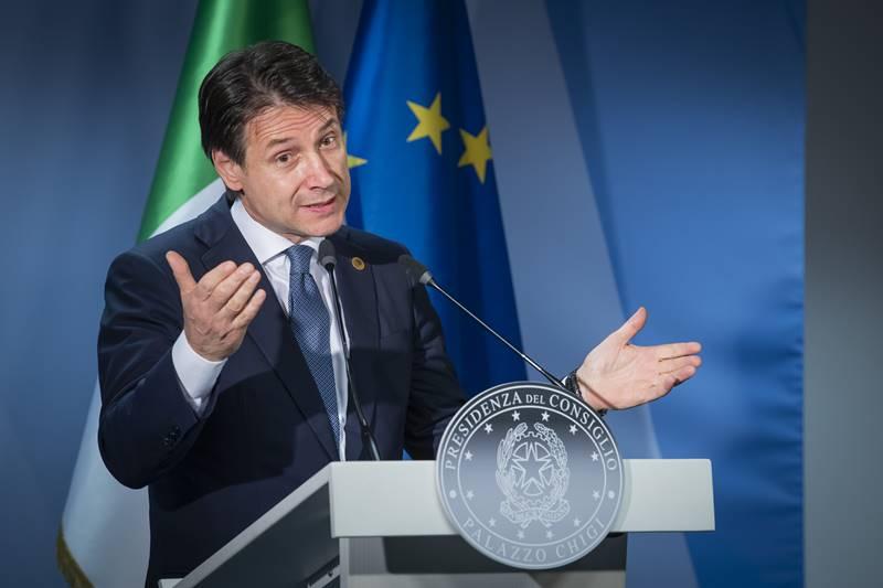 Conte Italy Prime Minister