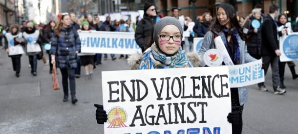 Gender Violence 2018