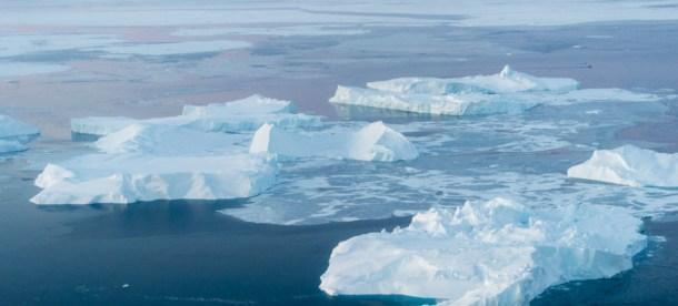 ice melting un