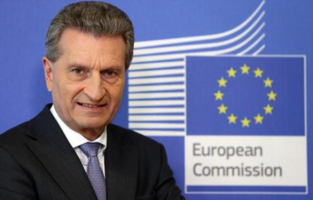 Oettinger 2018 EU budget