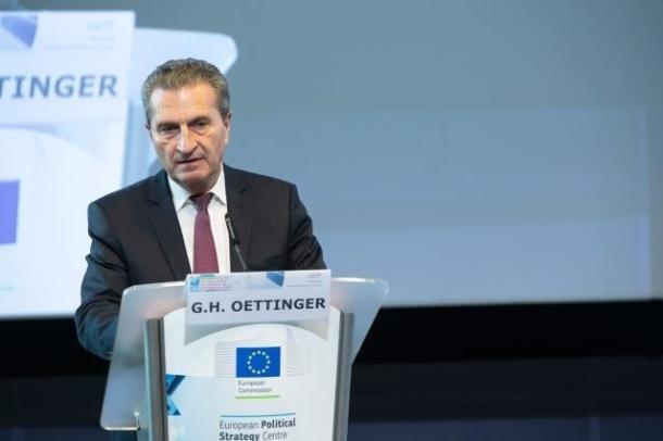 Oettinger 2018 EU