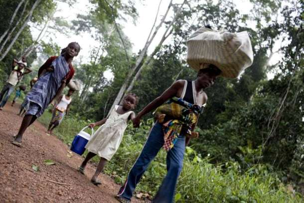 Refugees Ghana