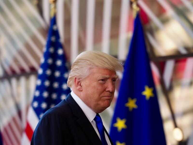 Trump US 2018