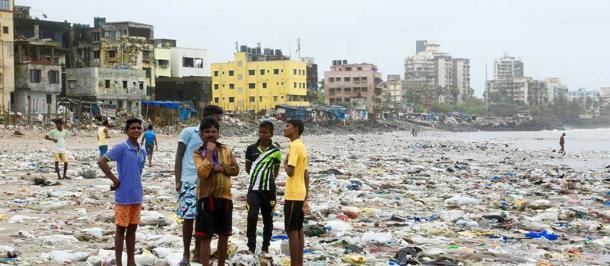 UN Environment Plastic Pollution