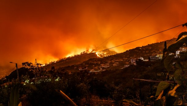 wildfires 2018