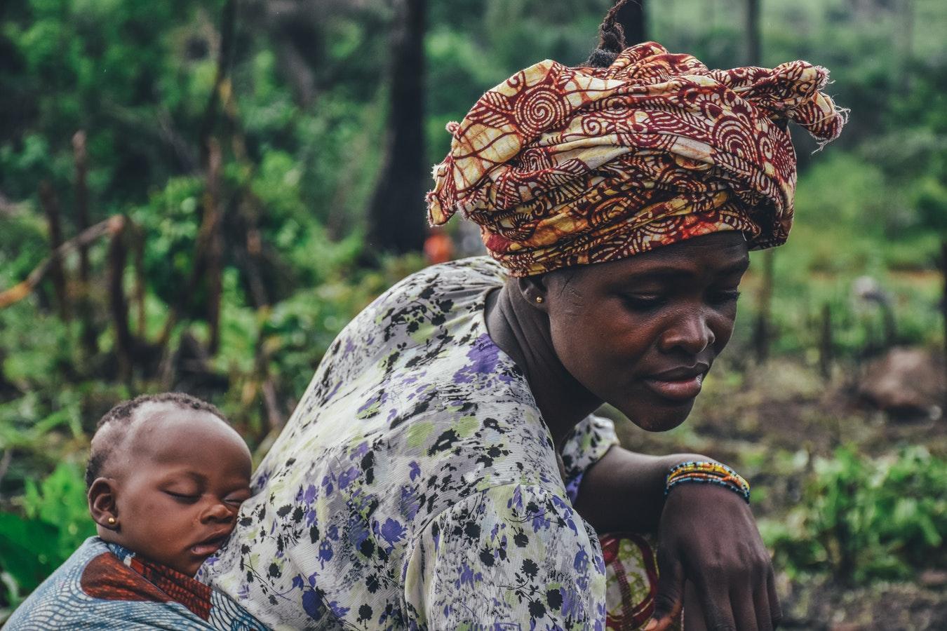 Woman Sierra leone