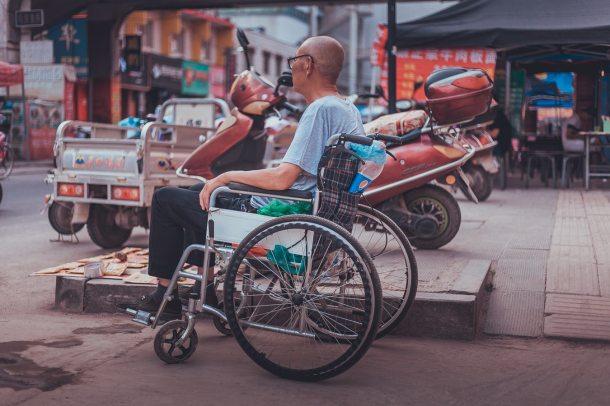 disabilities china