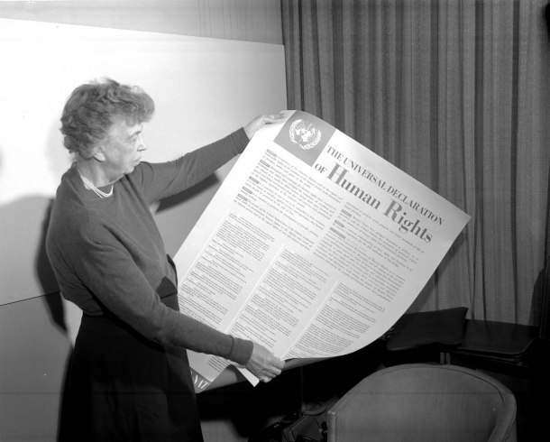 Universal Declaration of Human Rights 70 years