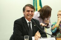 Jair Messias Bolsonaro, the 38th President of Brazil (Fabio Rodrigues Pozzebom/Agência Brasil, 2016)