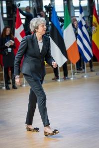 Theresa May 2019
