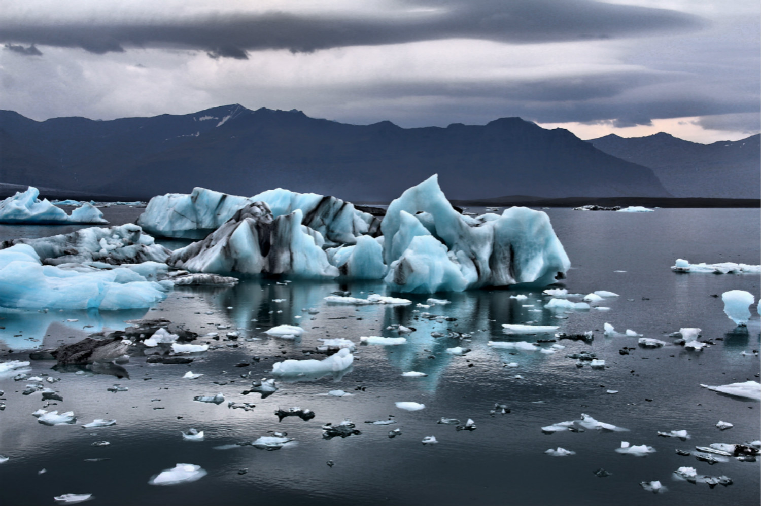 climate change ice