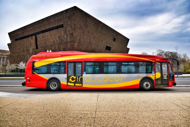 electric buses 2019