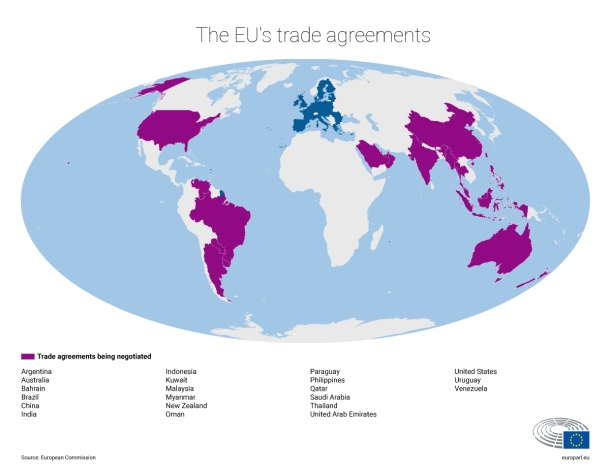 Eu Singapore Free Trade Deal Gets Green Light In Trade Committee