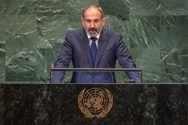 nikol pashinyan 2019