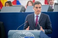 MEPs debated the future of Europe with the President of the Government of Spain Pedro Sánchez © CC-BY-4.0 ©European Union 2019 - Source:EP