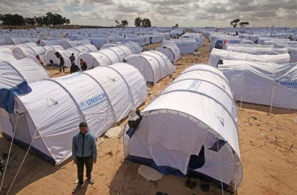 refugee camp 2019