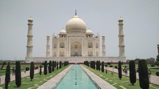 taz mahal india
