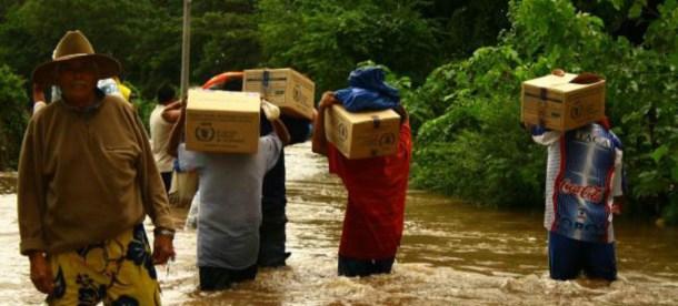 un floods