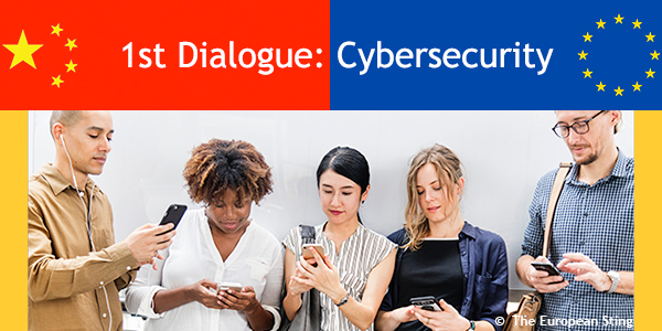 China EU Dialogues 2019 Cybersecurity