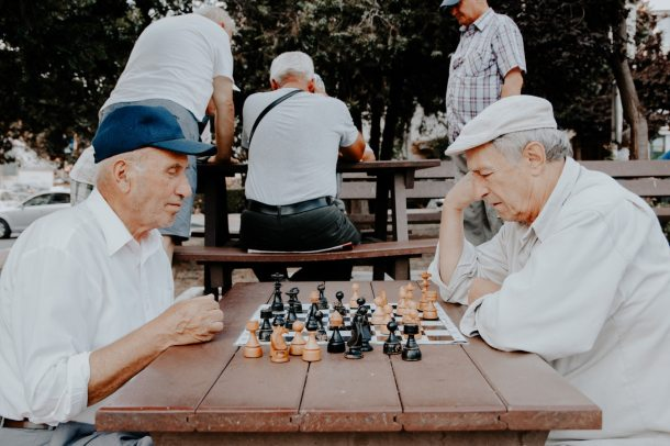 elderly 2019