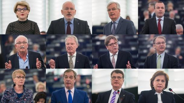 European Parliament Brexit