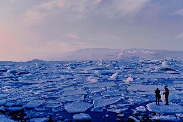 ice melting 2019