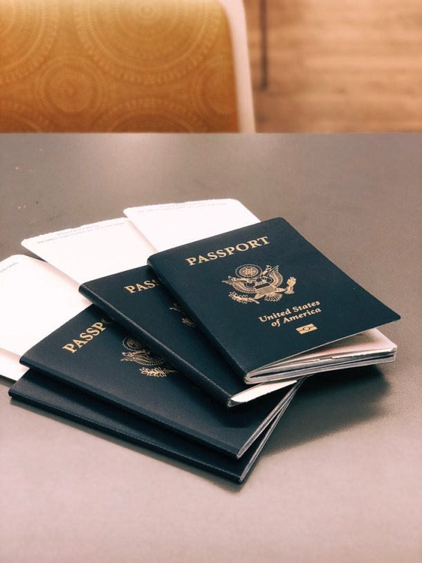 passport 2019