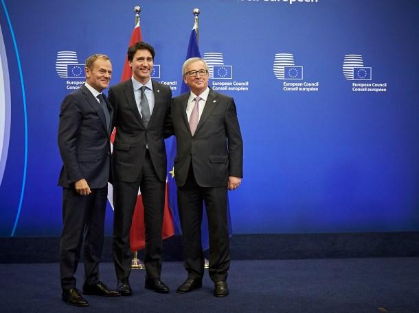 Trudeau 2019