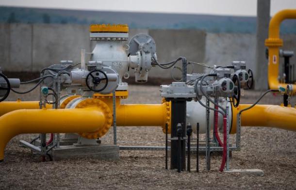 Gas pipeline 2019