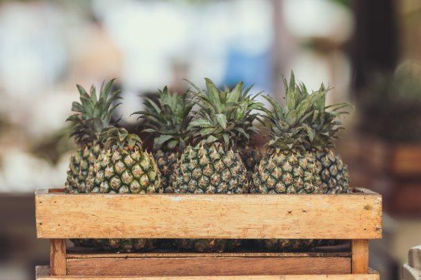 pineapple 2019