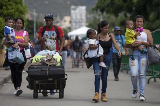 refugees venezuela