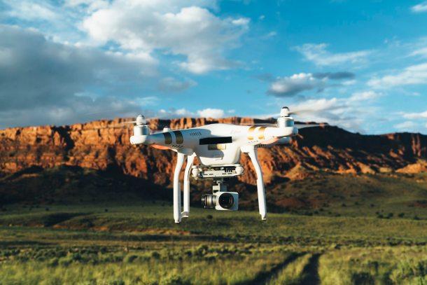 Tanzania drone