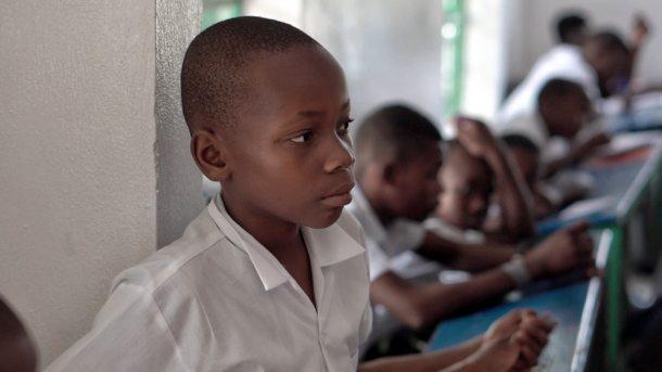 Africa classroom