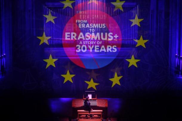 erasmus + 30 years