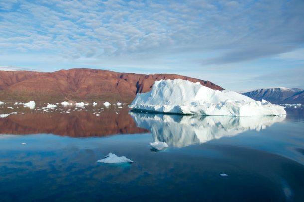 melting ice 2019