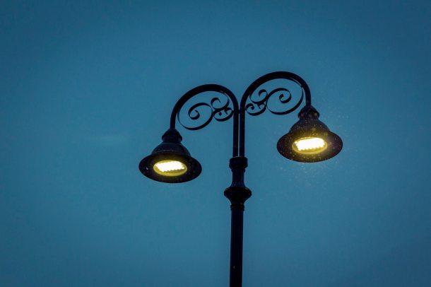 lampposts