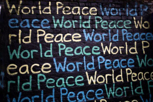 Peace 2019