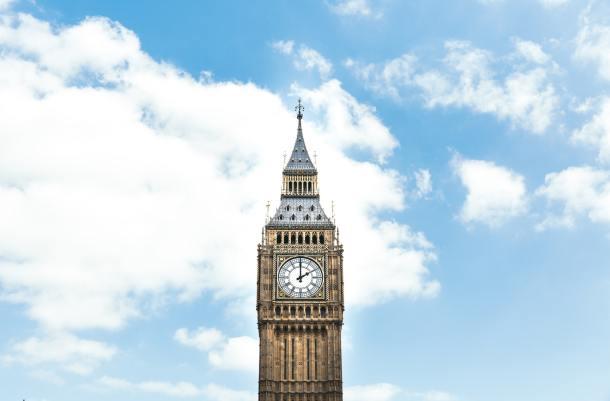 Big Ben 2019 UCL
