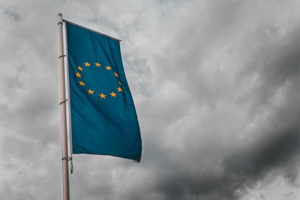 european union flag 2019