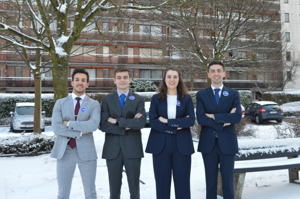 JADE Executive Board 2019