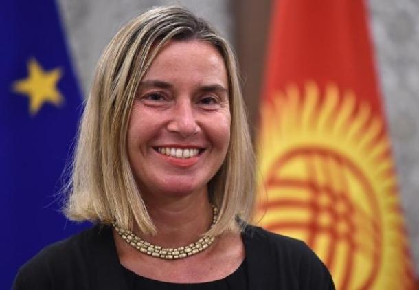 Mogherini 2019